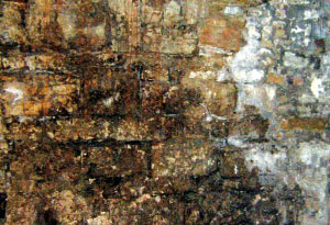 """L'umidità nei muri """"controterra"""""""