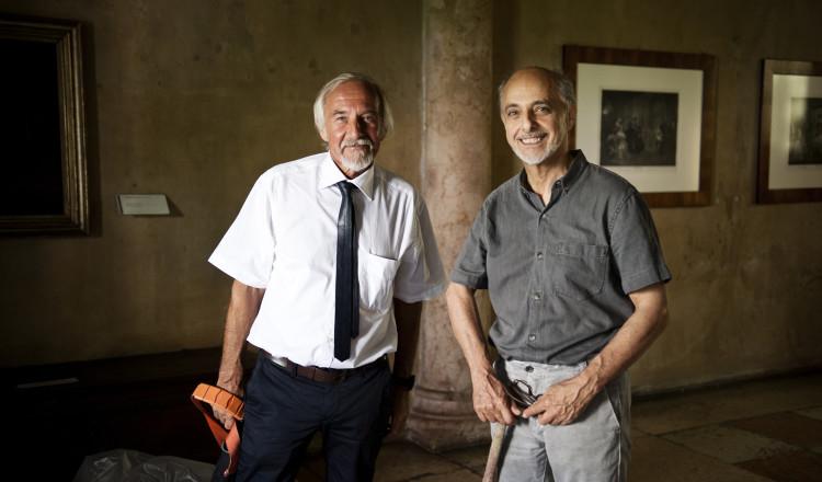 Restauratore  Giordano Passarella